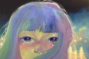 繊細で美しい少女を描き続けるイラストレーター エスコさんへのインタビュー